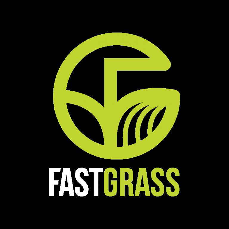 Fast Grass. Spray on Lawn, Hydroseeding